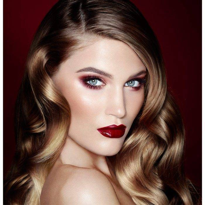 Charlotte Tilbury The Vintage Vamp Look