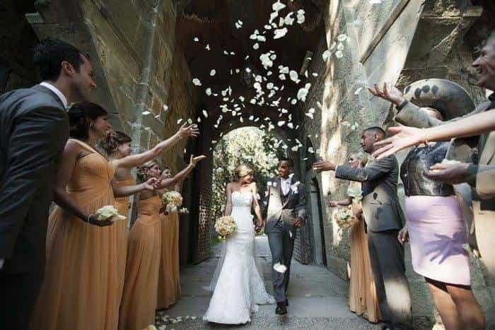 Theo Walcott Wedding