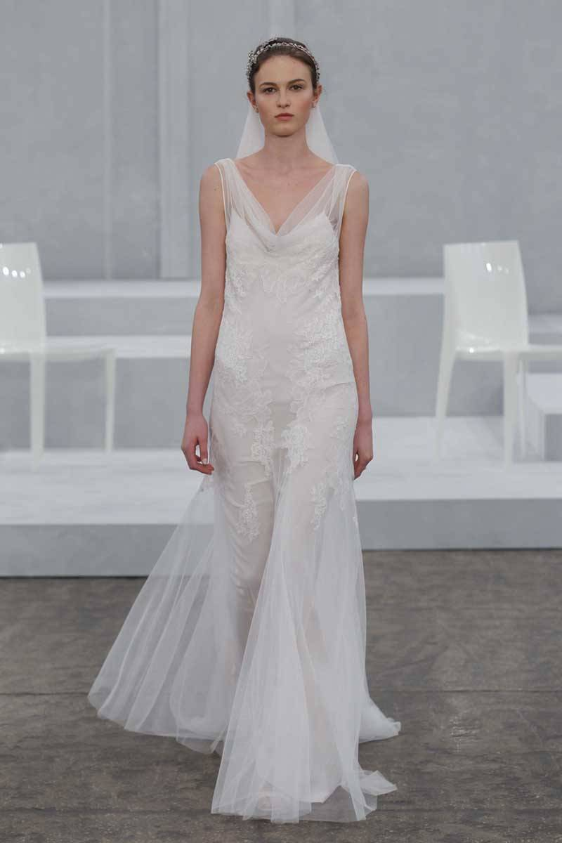 Monique Lhuillier Bridal Collection