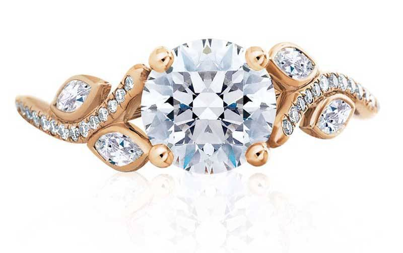 De Beers Adonis Rose Ring