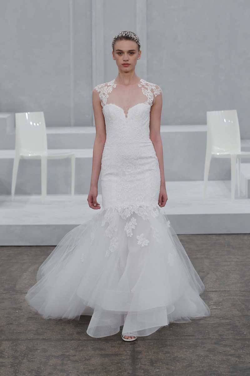 Monique Lhuillier 2015 Bridal Collection