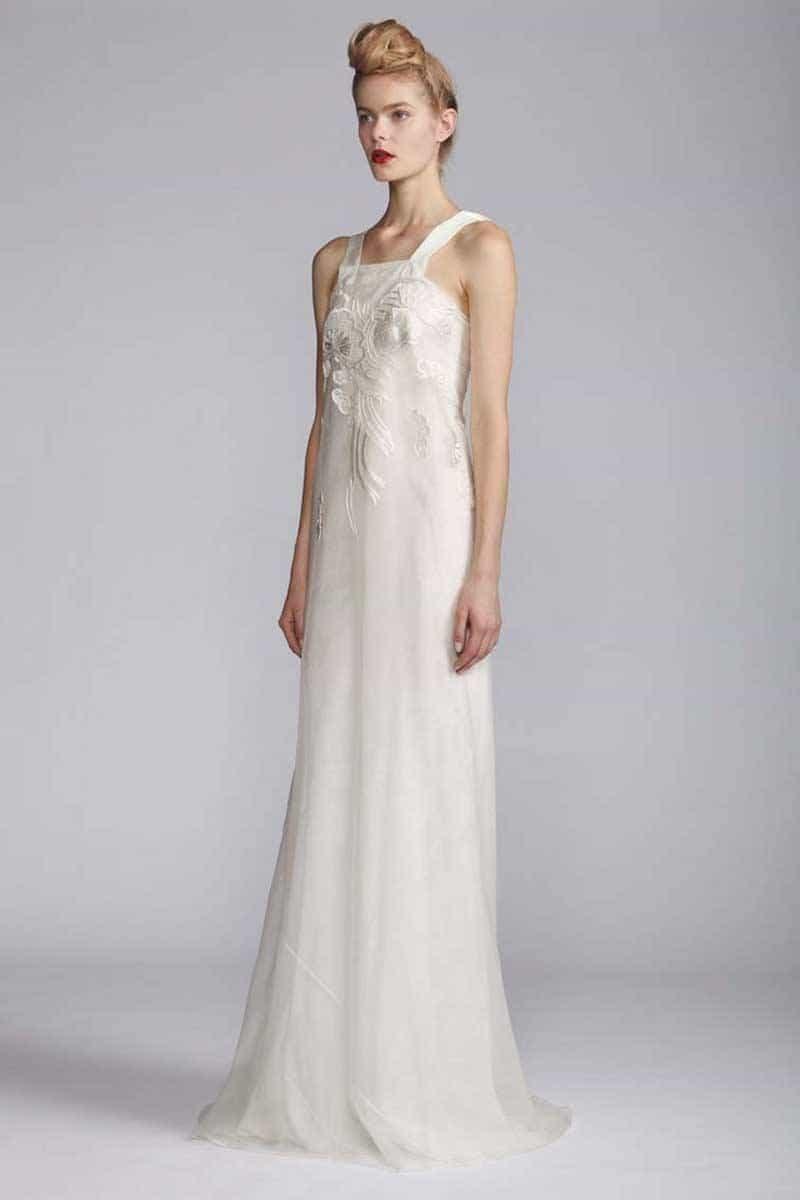 Akira Isogawa Silk Wedding Gowns