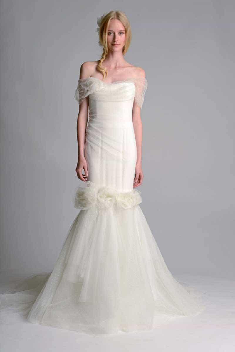 Marchessa Silk Wedding Gown