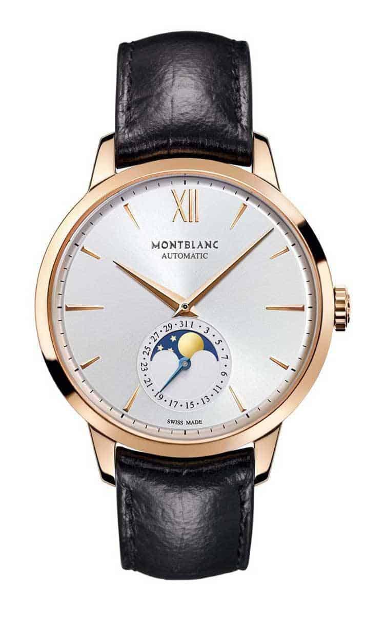 Meisterstück Mont Blanc Watch