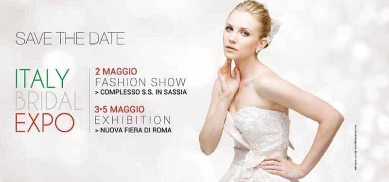 Italy Bridal Expo