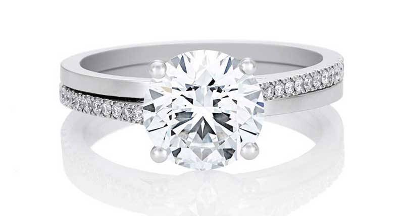 De Beers The Promise Engagement Ring
