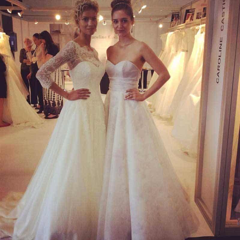 Caroline Castigliano Wedding Gowns