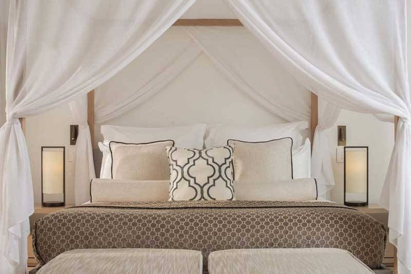 One & Only Hayman Island Bedroom