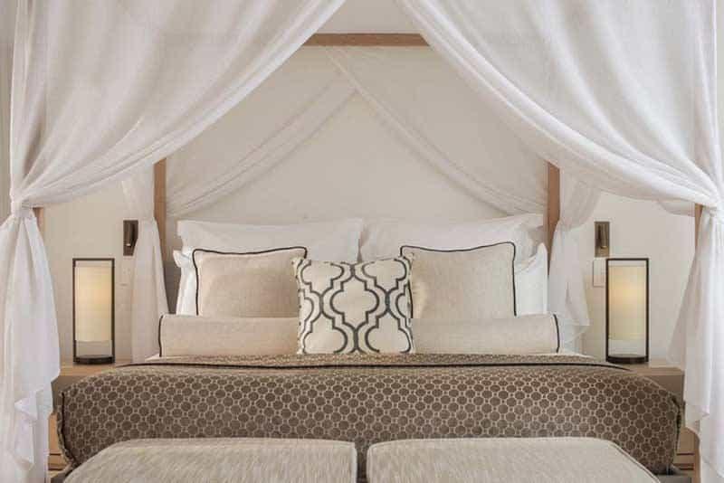 One & Only Hayman Island Bedroom