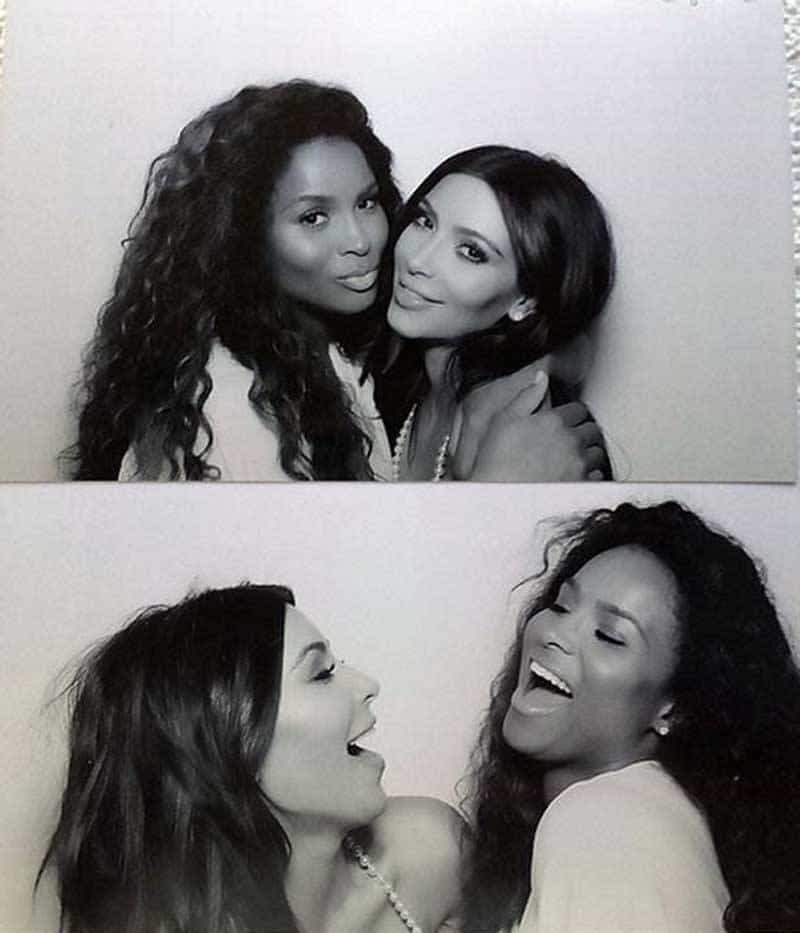 Kim Kardashian Photobooth