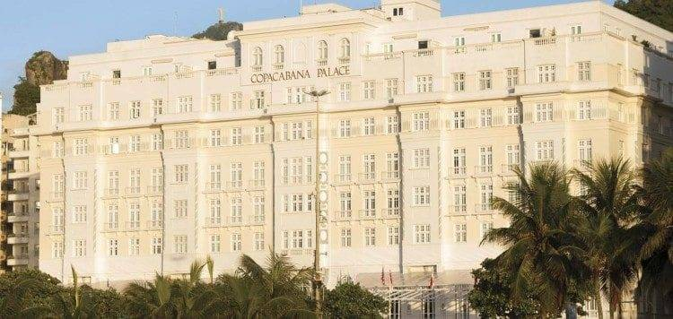 Copacabana Palace Hotel Brazil