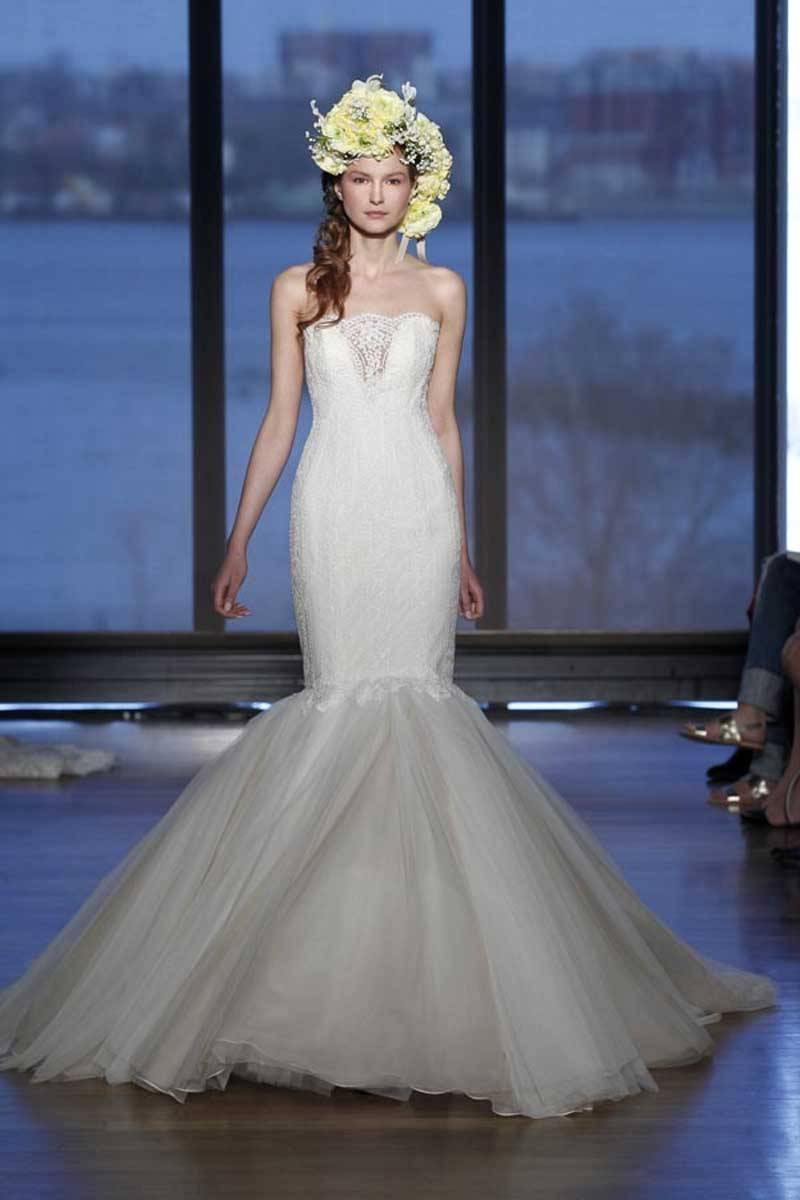 Ines Di Santo Summer Bridal Collection