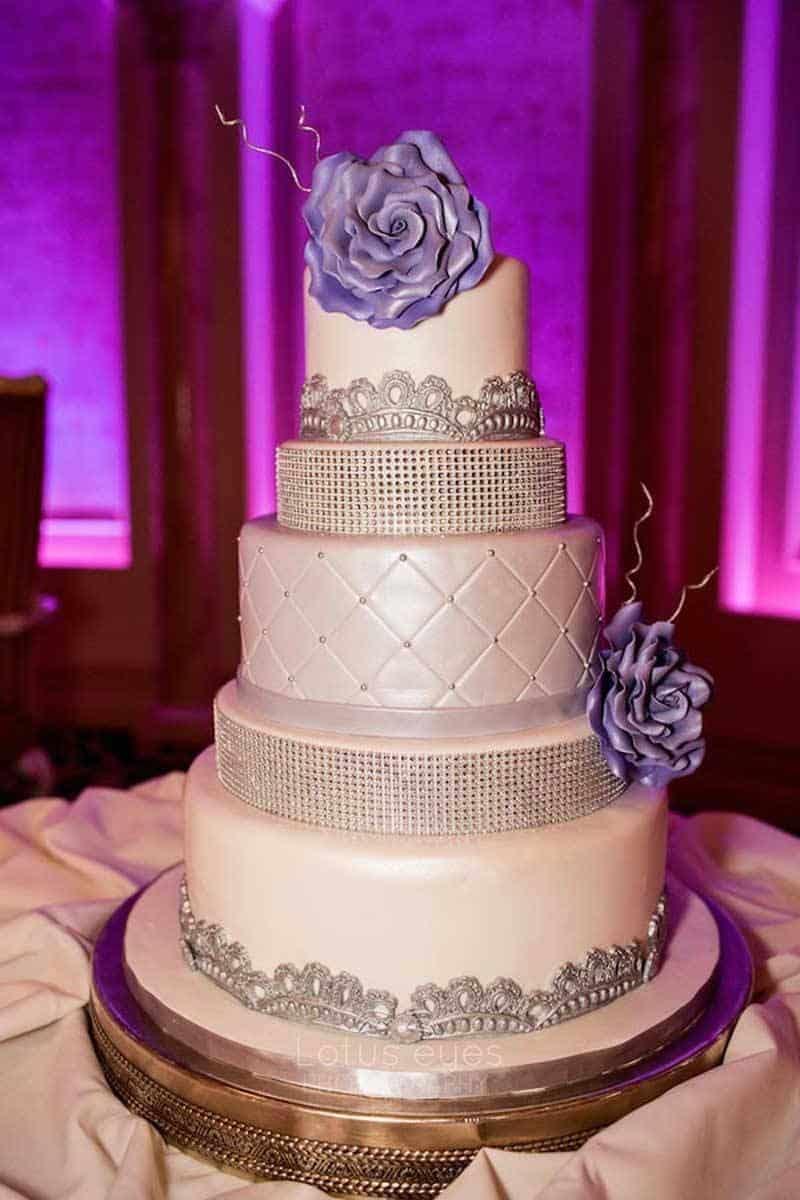 Luxury Wedding Cake