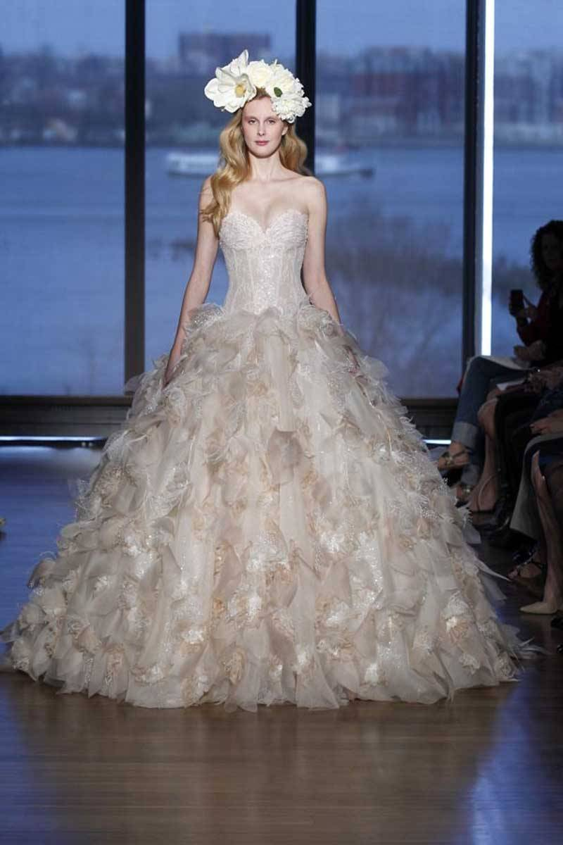 Ines Di Santo Designer Wedding Gowns