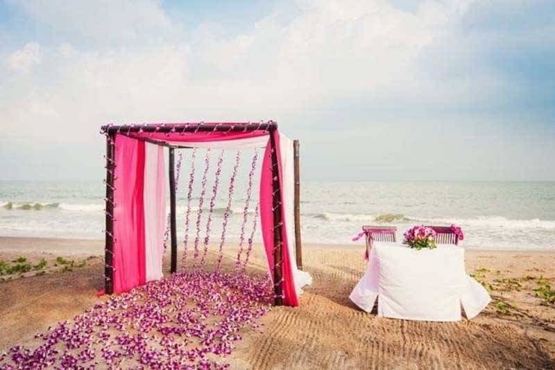 Luxury Weddings In Ecuador