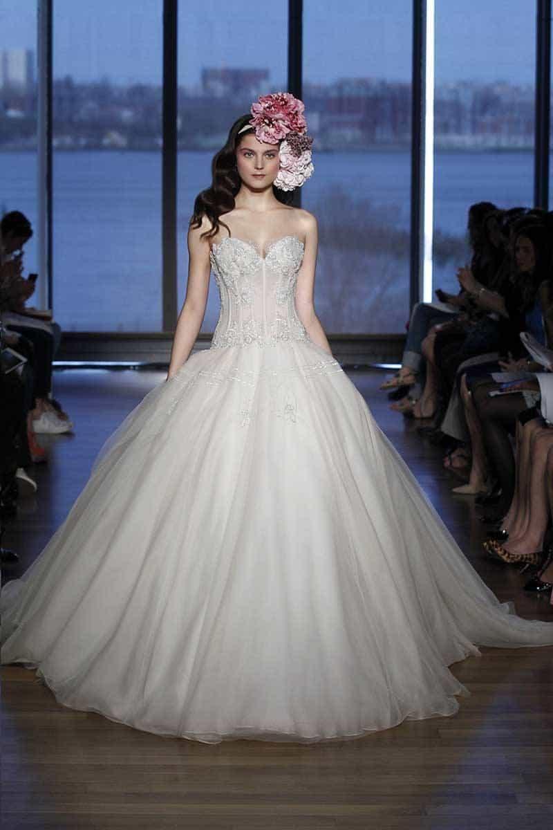 Ines Di Santo 2015 Bridal Gowns