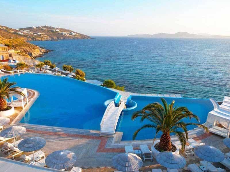 Mykonos Greece Honeymoon