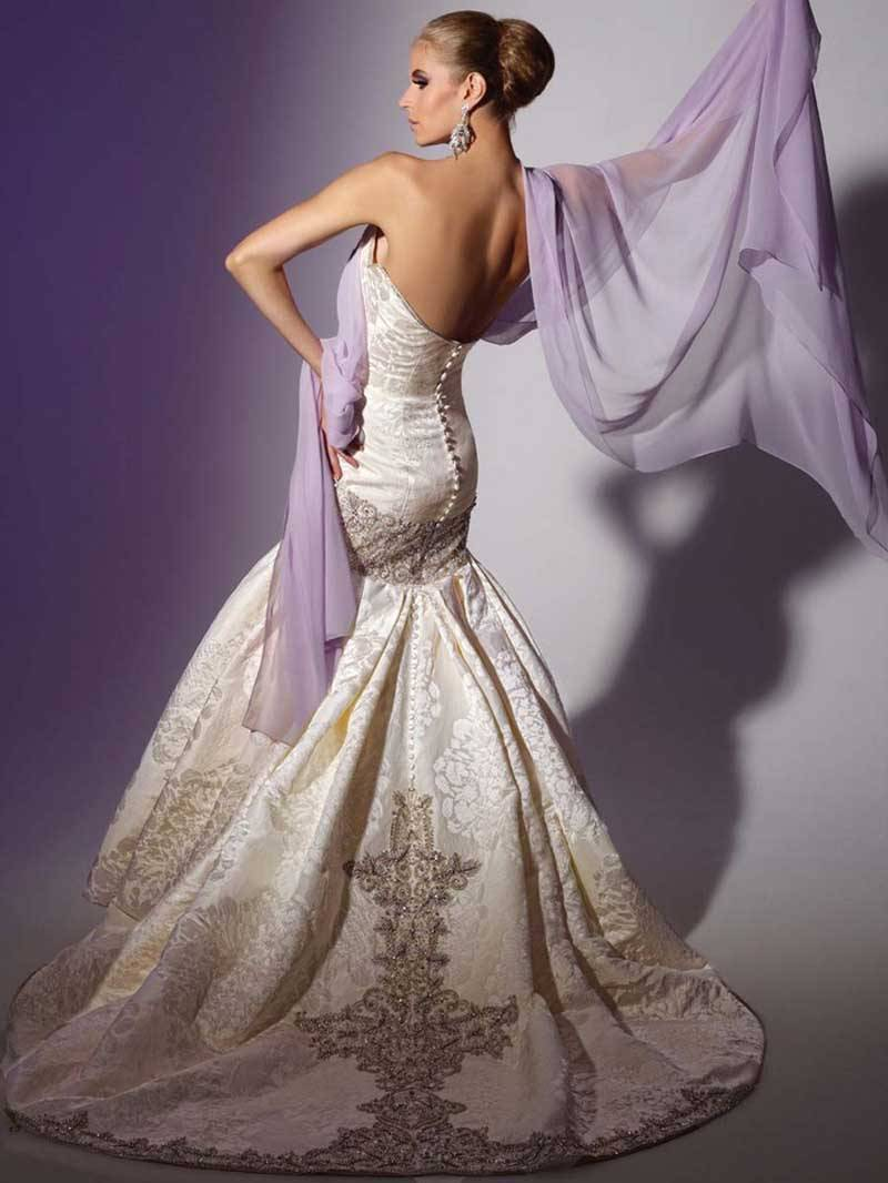 Victor Harper Couture Wedding Gowns