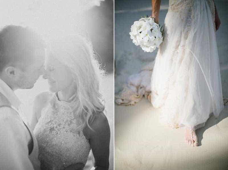 Bride and Groom Seychelles