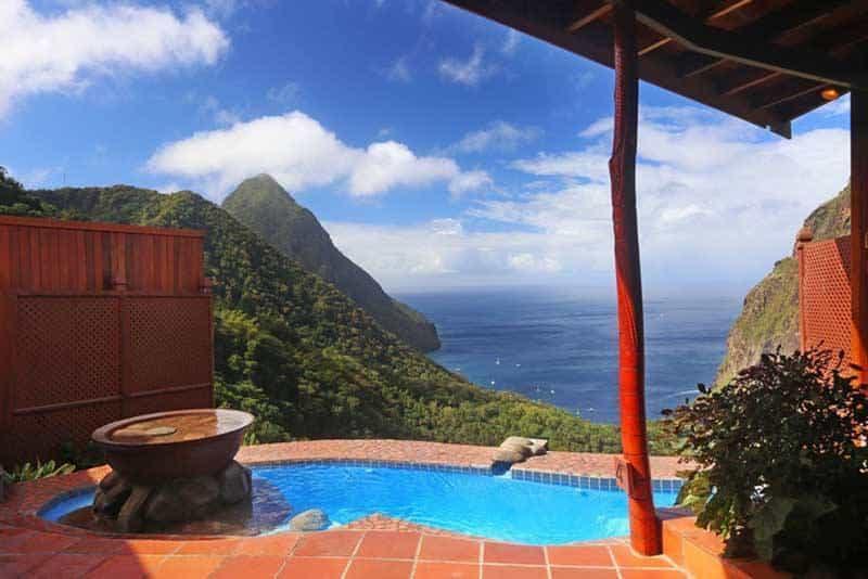 St Lucia Luxury Honeymoon Villa