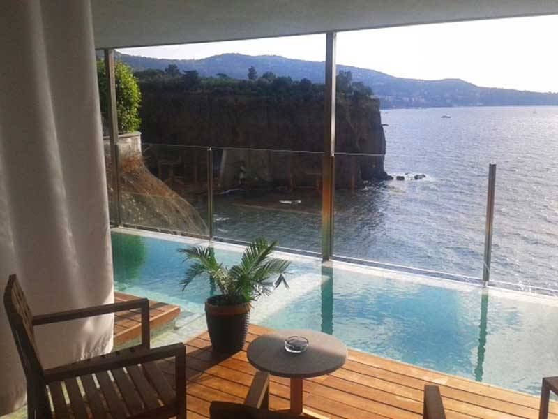 Sorrento Italy Pool With A View For Honeymoon