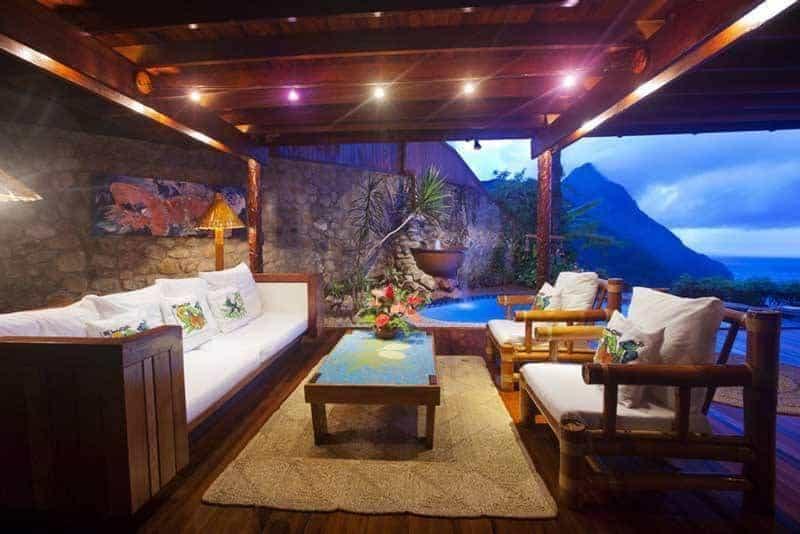 St Lucia Honeymoon