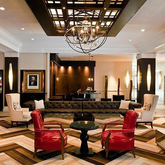 Hilton 39 s brand of boutique hotels curio for Best boutique hotel brands