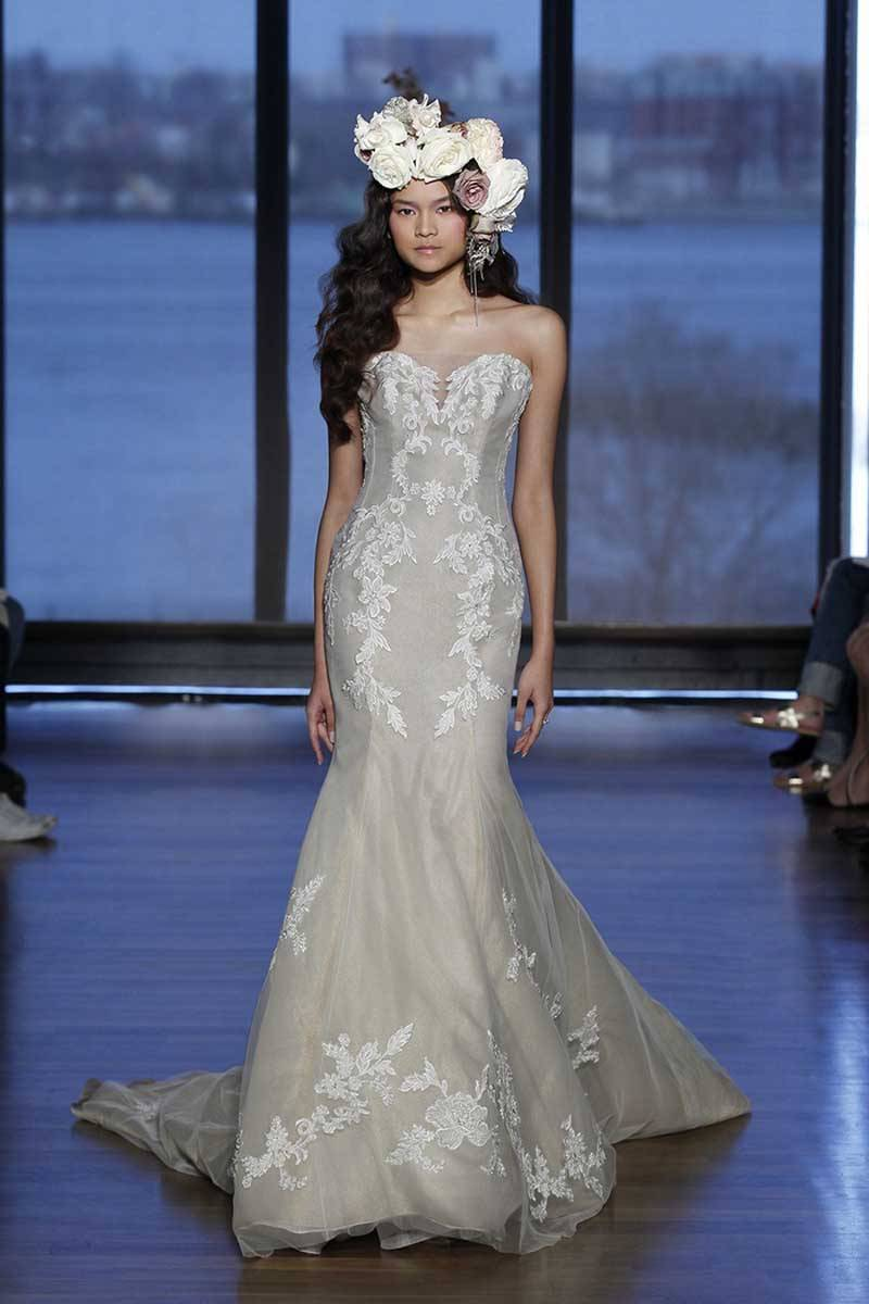Ines Di Santo 2015 Bridal Gowns