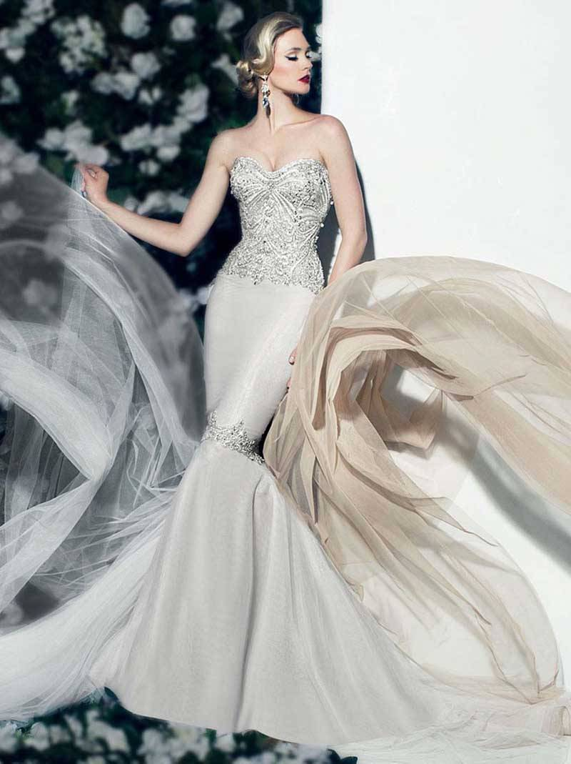 Victor Harper Designer Wedding Gowns