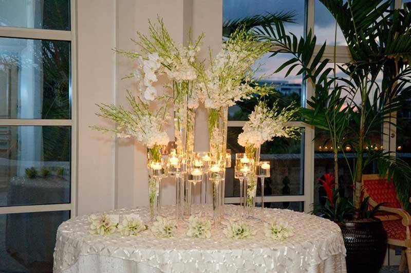 Luxury Wedding Table Decoration