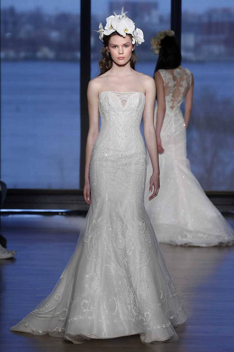 Ines Di Santo Summer 2015 Bridal Gowns