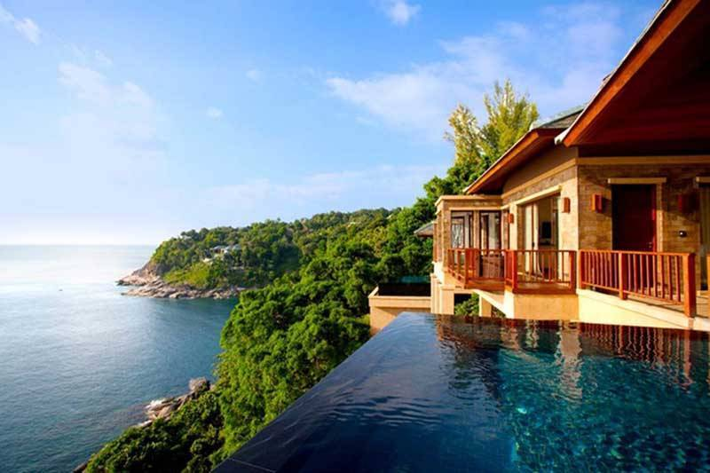 Phuket Thailand Pool WIth A View