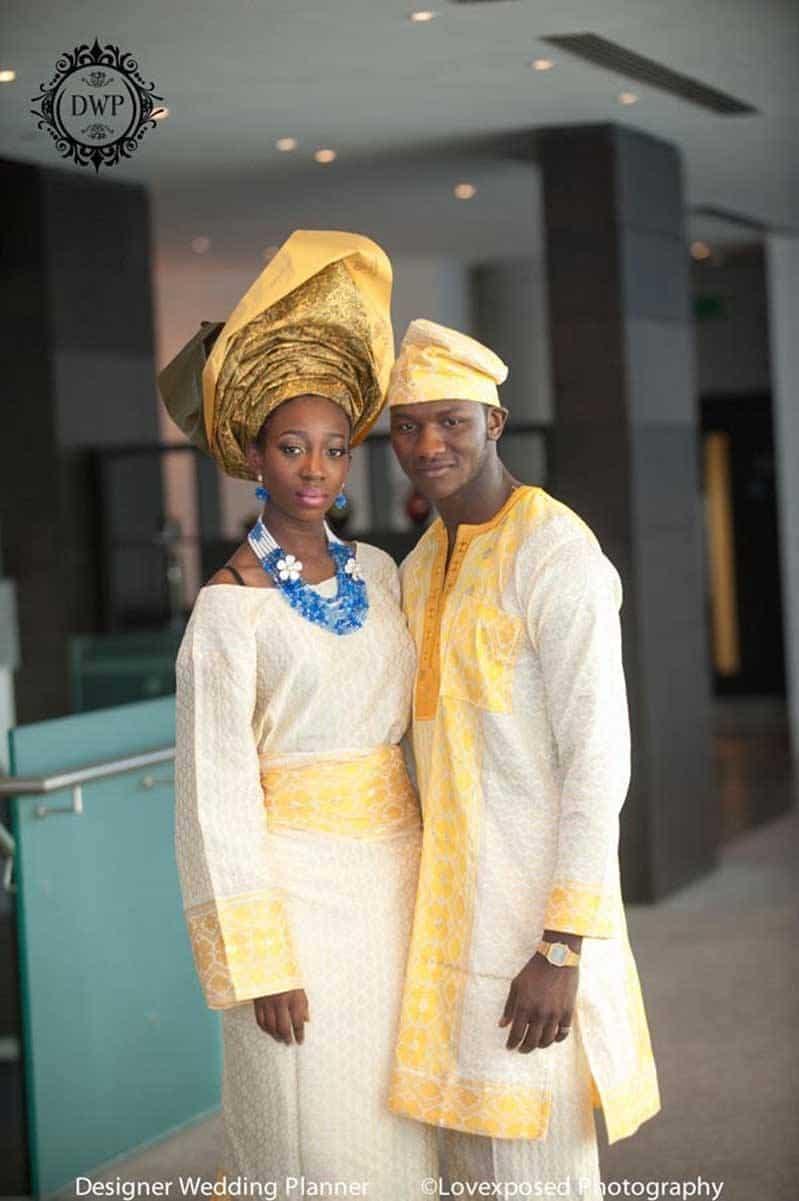 Nigerian Style Shoot