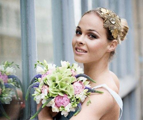 Flo & Percy Bespoke Vintage Bridal Accessory