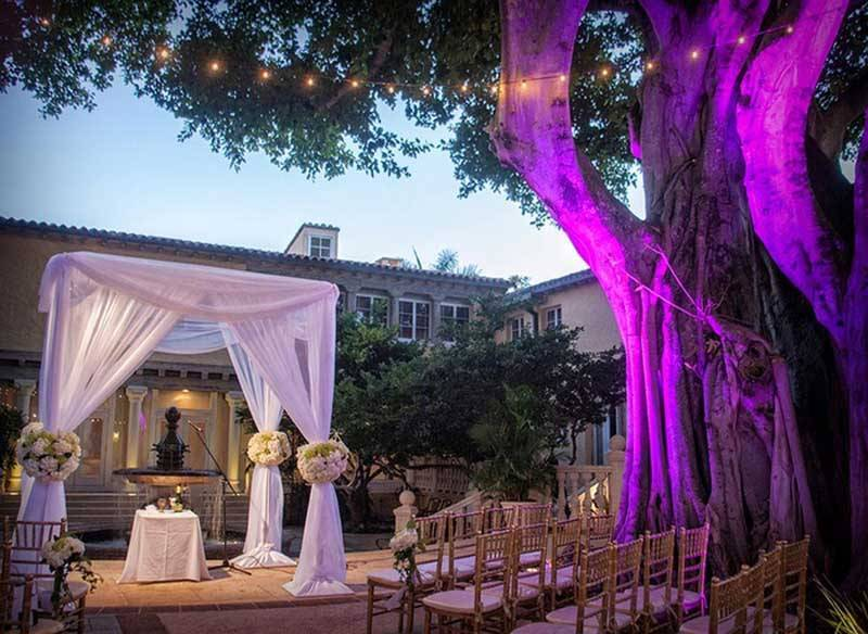 The Addison Florida Real Wedding