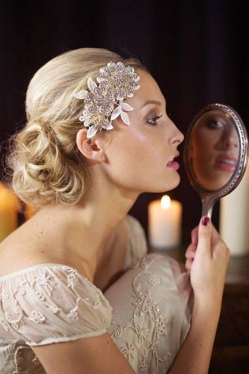 Flo & Percy Bespoke Vintage Bridal Accessory