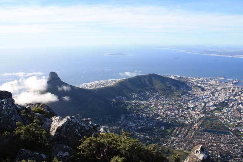 Cape Grace Mountain View