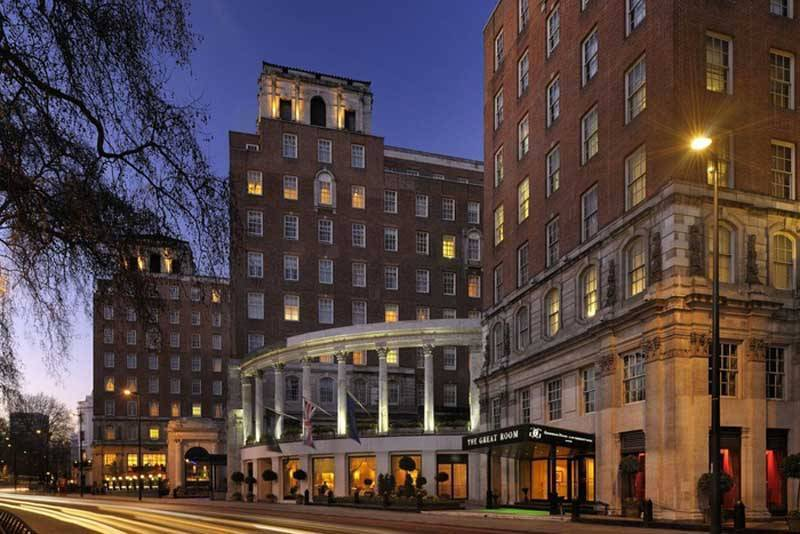 Grosvenor House Hotel, Park Lane