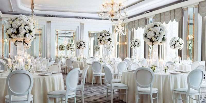 Claridges, Mayfair - London Wedding Venues