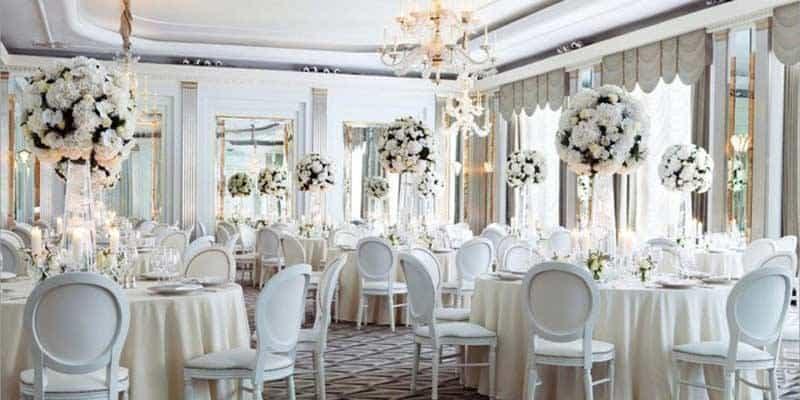 Claridges, Mayfair - London Wedding Venues