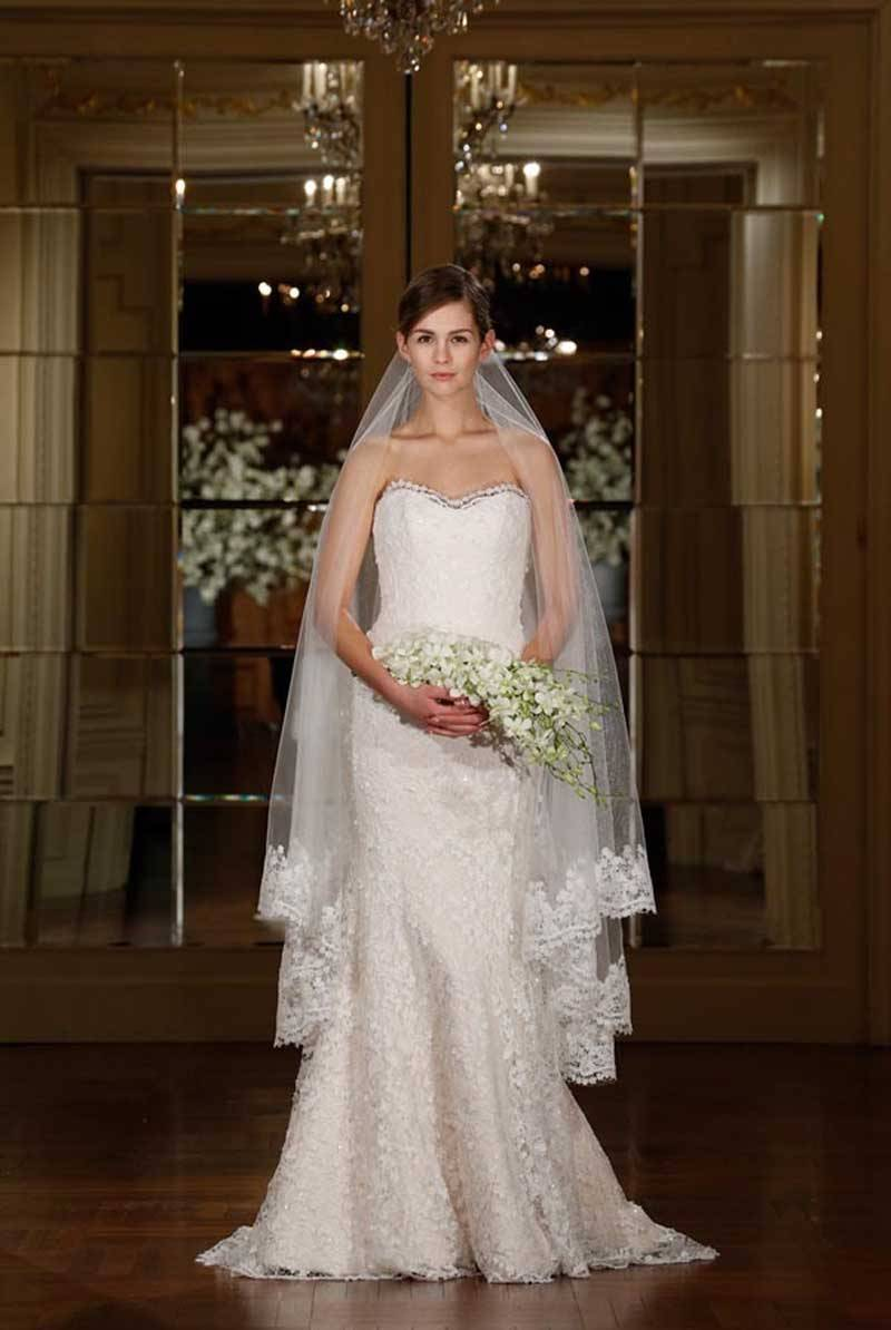 Luxury Wedding Gowns Romona Keveža