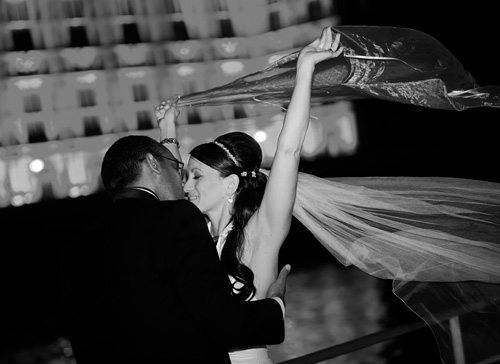 Bespoke Silk Tulle Wedding Veil