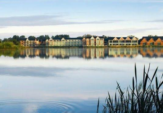 The Cotswold Water Park Four Pillars Hotel