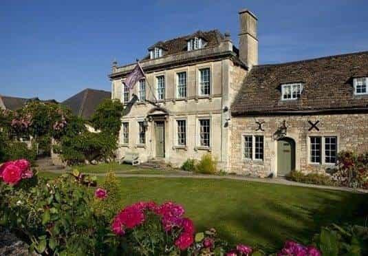 Old Manor Hotel Trowbridge Wiltshire