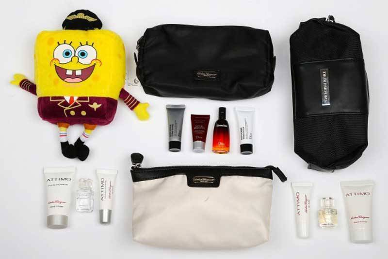 Qatar Airlines Amenity Kit
