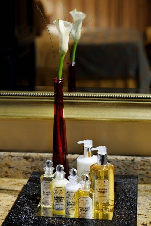 Arabian Court Penhaligon's bath products