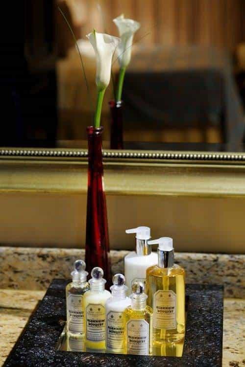 Arabian Court Penhaligon's bath products