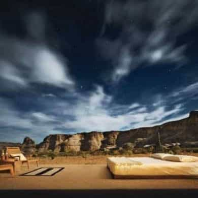 Top 5 Most Romantic Places To Sleep Under The Stars