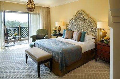 The Arabian Court Delux Room The One & Only Royal Mirage