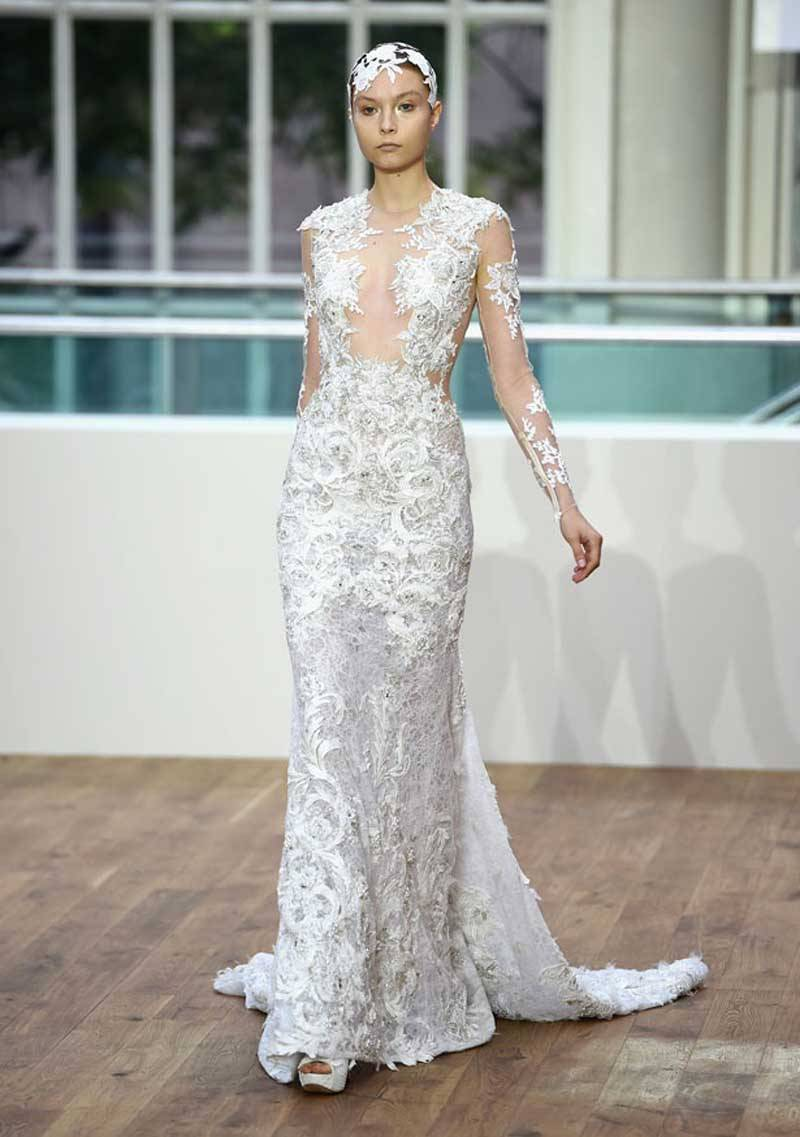 Julien Macdonald Wedding Dress